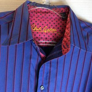 Robert Graham Shirt SZ XL